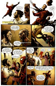 Marvel Zombies Return 3 Kitty Pryde 10