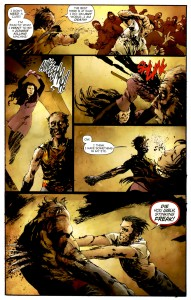 Marvel Zombies Return 3 Kitty Pryde 11