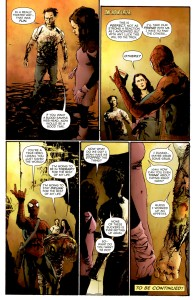 Marvel Zombies Return 3 Kitty Pryde 13