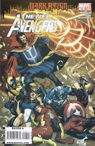New Avengers 53