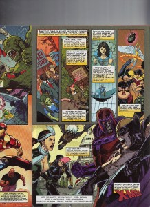 Origins of Marvel Comics X-Men Kitty Pryde Leinil Francis Yu