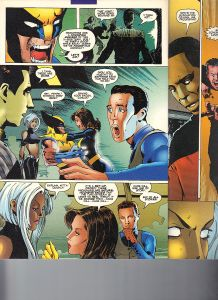 Star Trek Next Generation X-Men Second Contact Shadowcat 10