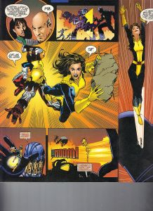 Star Trek Next Generation X-Men Second Contact Shadowcat 14