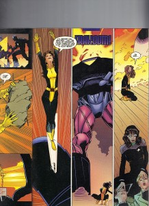 Star Trek Next Generation X-Men Second Contact Shadowcat 15
