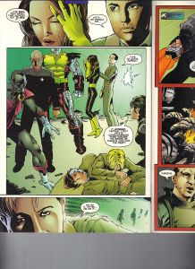 Star Trek Next Generation X-Men Second Contact Shadowcat 16