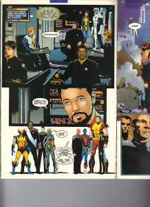 Star Trek Next Generation X-Men Second Contact Shadowcat 6