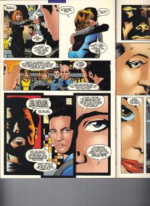 Star Trek Next Generation X-Men Second Contact Shadowcat 8