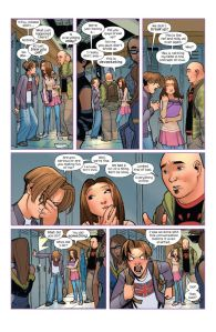 Ultimate Spider-Man Annual 3 Kitty Pryde 1