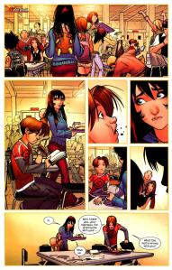 Ultimate Spider-Man Annual 3 Kitty Pryde 2