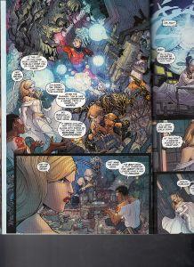Uncanny X-Men Annual 3 2011 Magik