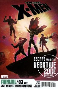 Uncanny X-Men Annual 3 2011