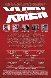 Uncanny X-Men V4 5 Recap Page