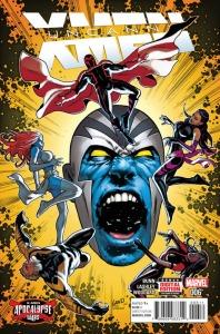 Uncanny X-Men V4 6