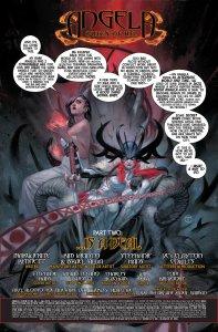 Angela Queen of Hel 7 Recap Page