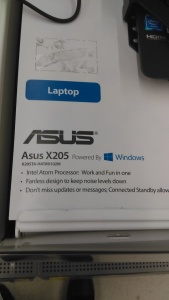 Asus X205 Walmart