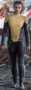 Deadpool Film Negasonic Teenage Warhead X-Trainee Uniform