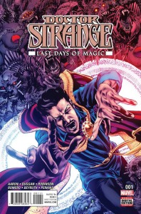 Doctor Strange Last Days of Magic 1