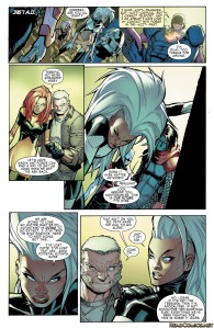 Extraordinary X-Men 10 Magik mentioned by Jean