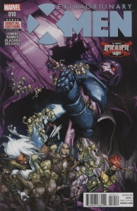 Extraordinary X-Men 10
