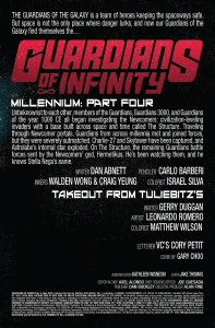 Guardians of Infinity 4 Recap Page