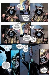 Guardians of Infinity 5 Inside Man Kitty Pryde 12