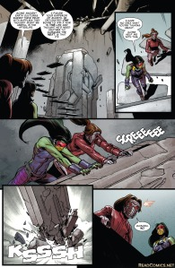 Guardians of Infinity 6 Most Dangerous in the Universe StarKitty 06
