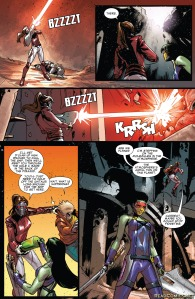 Guardians of Infinity 6 Most Dangerous in the Universe StarKitty 12