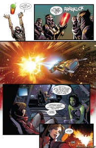 Guardians of Infinity 6 Most Dangerous in the Universe StarKitty 14