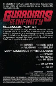 Guardians of Infinity 6 Recap
