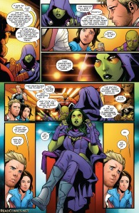 Guardians of the Galaxy V4 8 StarKat 3