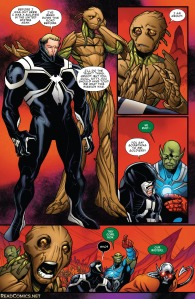 Guardians of the Galaxy V4 8 StarKat mention