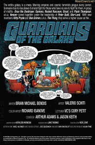 Guardians of the Galaxy V4 9 Recap