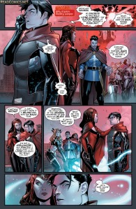 New Avengers V4 12 Magik 1