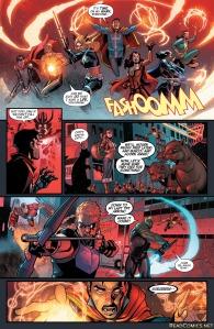New Avengers V4 12 Magik 2
