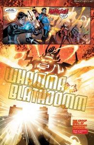 New Avengers V4 12 Magik 3