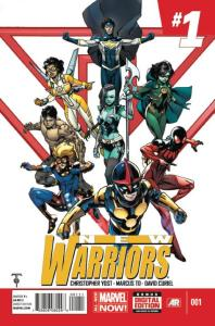 New Warriors V5 1