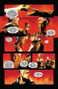 Old Man Logan V2 5 Magik mention