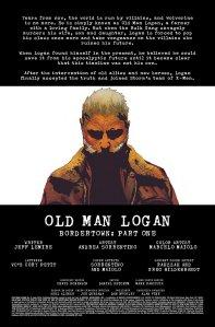 Old Man Logan V2 5 Recap Page