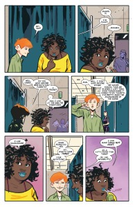 Worst X-Man Ever 3 Kitty Pryde mention