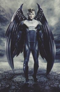 X-Men Apocalypse Angel
