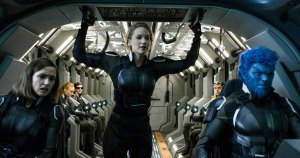 X-men Apocalypse Flight Suits Beast Moira