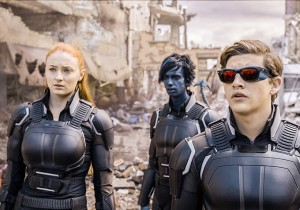 X-Men Apocalypse Flight Suits Jean Scott Kurt