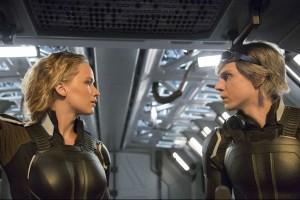 X-Men Apocalypse Flight Suits Mystique Quicksilver