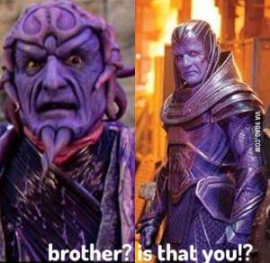 X-Men Apocalypse Power Rangers Ivan Ooze