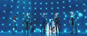X-Men Apocalypse The X-Men lineup