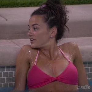 BB18 Natalie pink bikini