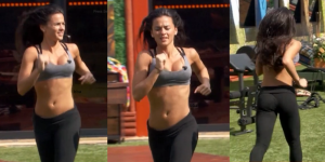 BB18 Natalie Running