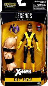 Build A Figure Juggernaut Marvel Legends Kitty Pryde