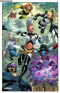 Civil War II X-Men 1 Magik 1
