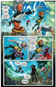Civil War II X-Men 1 Magik 2